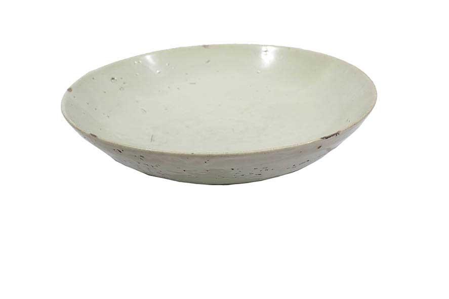 A Celadon glazed dish