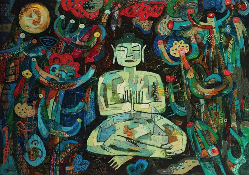 Buddha (Tahan Godaan)