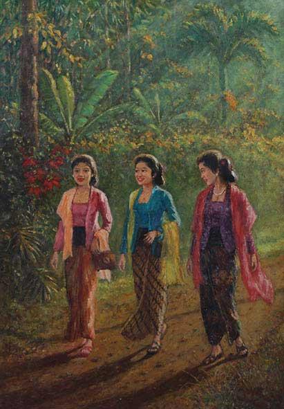 Tiga Wanita