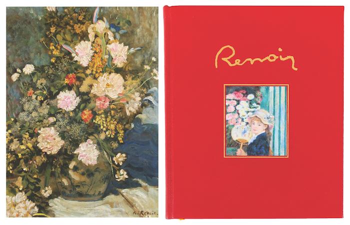 RENOIR Deluxe Collector's Edition Book aand Repro
